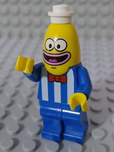 レゴ ミニフィグ スポンジボブ 029 ビキニボトム・アイスクリーム・ベンダー