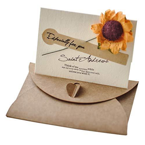 「配送無料」Lumierechat メッセージ カード メッセージカード ミニ プチ 一言メッセージ お礼 フラワー 席札 結婚式 テーブル 多目的 封
