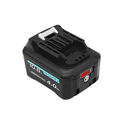「配送無料」【THiSS】マキタ BL1040B 10.8V/12V 互換バッテリー 4.0Ah BL1015 BL1040 BL1050 BL1060に対応 作業工具バッテリー リチウム