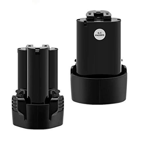 「配送無料」マキタBL1013 マキタ10.8v バッテリー 3000mAh マキタ BL1013互換バッテリー リチウムイオン電池 2個セット