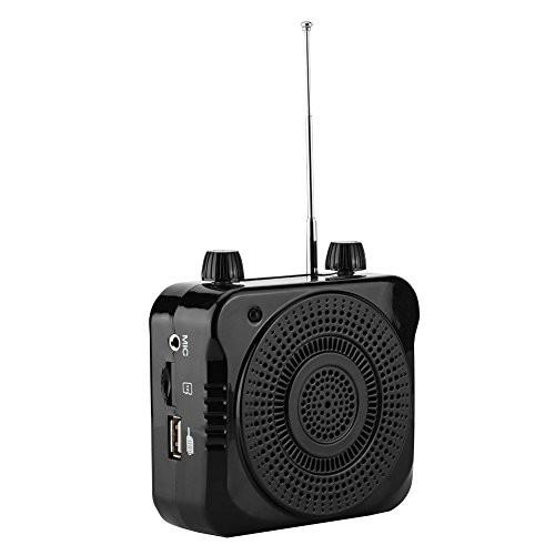 「配送無料」VBESTLIFE ポータブル拡声器 アンプ オーディオワイヤレスラジオFM USBスピーカー 高音質 35W イベント/講演/説明会などに適