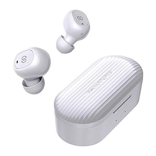 「配送無料」ワイヤレスイヤホン SoundPEATS(サウンドピーツ) Bluetooth イヤホン 35時間再生 Bluetooth 5.0 完全ワイヤレス イヤホン 自