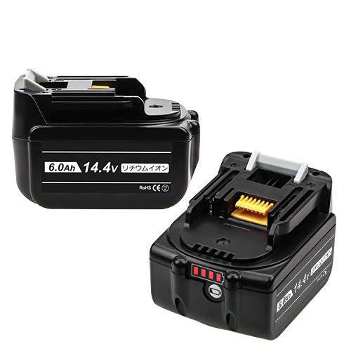 DOSCTT 互換品 BL1460B マキタ 14.4v バッテリー マキタバッテリー14.4v 電動工具用電池 二個セット