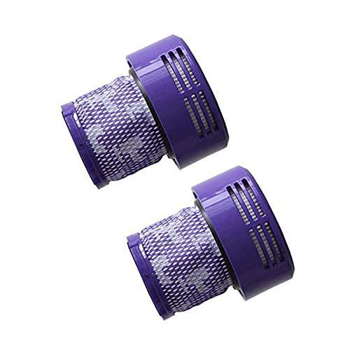 掃除機用フィルター V10 SV12 と互換性のある フィルター 2個セット