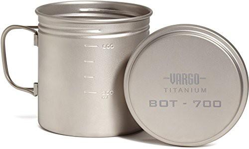 【送料無料】(バーゴ)VARGO チタニウムボット 700 T-466