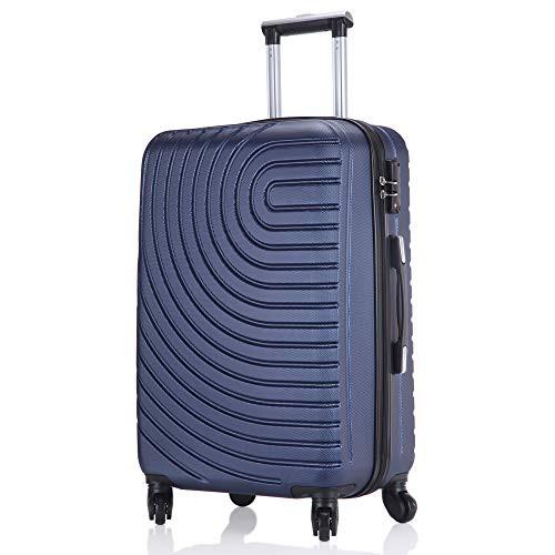 【送料無料】レーズ(Reezu) スーツケース ジッパー 超軽量 キャリーケース ファスナー式 機内持込 キャリーバッグ 小型 キャリーバック S