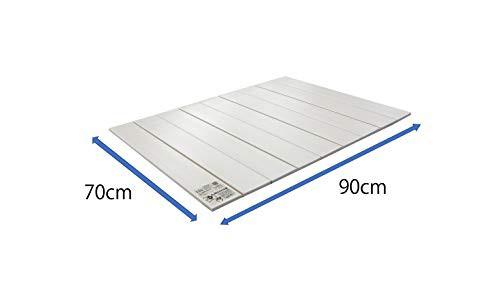送料無料オーエ コンパクト 風呂ふた アイボリー 幅70長さ90.1cm ネクスト 超薄型 スリム設計 防カビ M-9