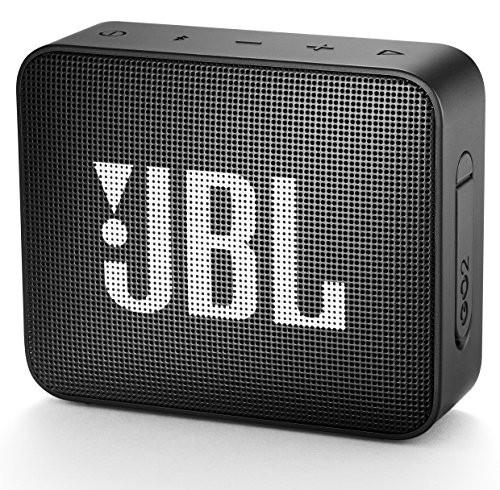 送料無料JBL GO2 Bluetoothスピーカー IPX7防水/ポータブル/パッシブラジエーター搭載 ブラック JBLGO2BLK 【国内正規品/メーカー1年保証