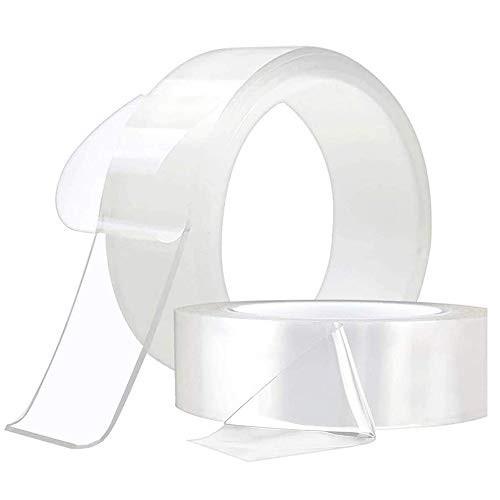 送料無料両面テープ 防音 滑り止め 超強力 はがせるマットテープ 洗濯可能 繰り返し使えるのり残らずカーペットテープ 耐熱 多機能ゲル粘