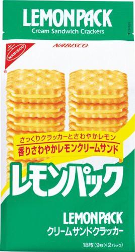 【新品】ヤマザキビスケット レモンパック 18枚10個