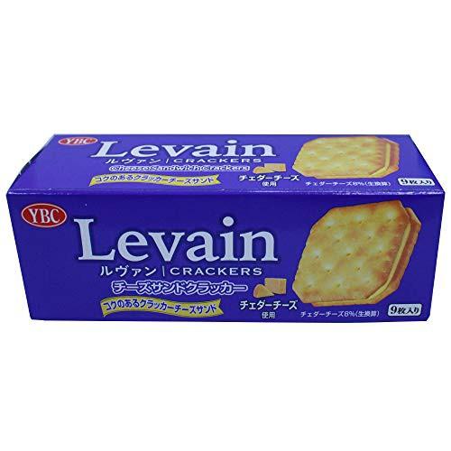 【新品】ヤマザキビスケット ルヴァンチーズサンド 18枚10袋