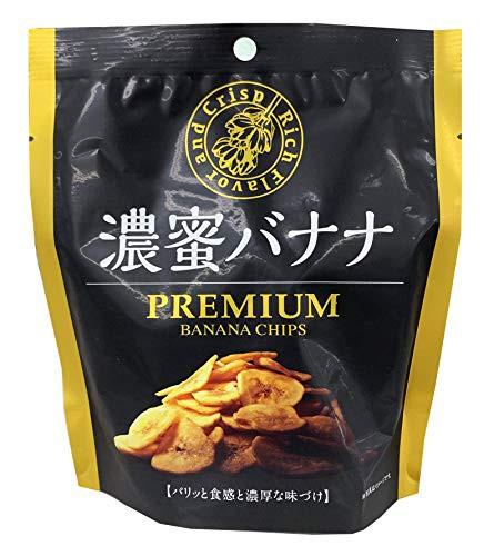 【新品】MD 濃蜜バナナ 70g 12袋