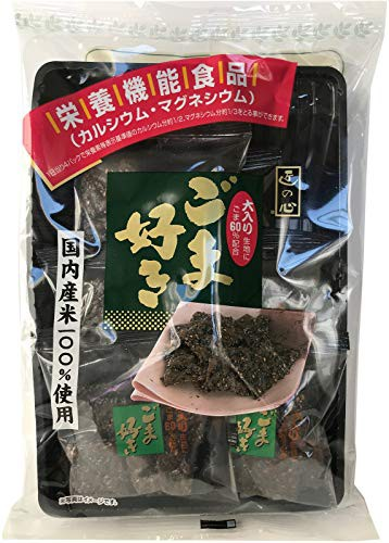 【新品】丸彦製菓 ごま好き 112g 12袋