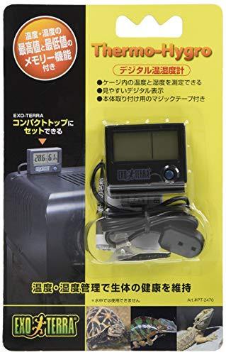 送料無料ジェックス デジタル温湿度計 PT2470