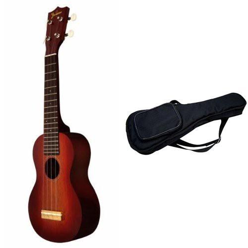 送料無料【ソフトケースセット】Famous ukulele ( フェイマス ウクレレ ) FS-7G ソプラノ