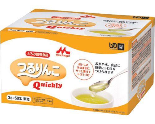 送料無料つるりんこ クイックリー 3g50本 (クリニコ) (食品・健康食品)