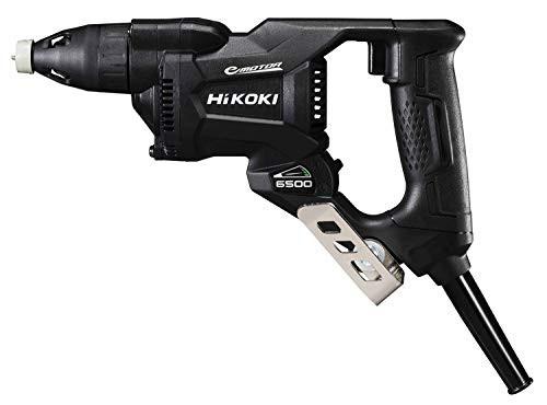 送料無料HiKOKI(ハイコーキ) ボード用ドライバ 改良版 AC100V ブラシレスモーター 多板クラッチ搭載 ドライウォールねじ4mm 本体色:ブラ