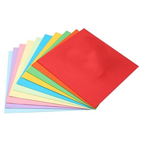 送料無料SKY 折り紙 おりがみ 千羽鶴キット 単色 両面 千羽鶴 両面おりがみ 和紙 おしゃれ 大きい 25cm角 10色 100枚入