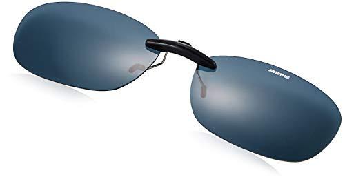 【送料無料】【石川遼プロ愛用ブランド】SWANS(スワンズ) サングラス メガネにつける クリップオン 固定タイプ SCP-12