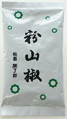 [新品]京都限定 祇園 原了郭 粉山椒 大1袋(10g)