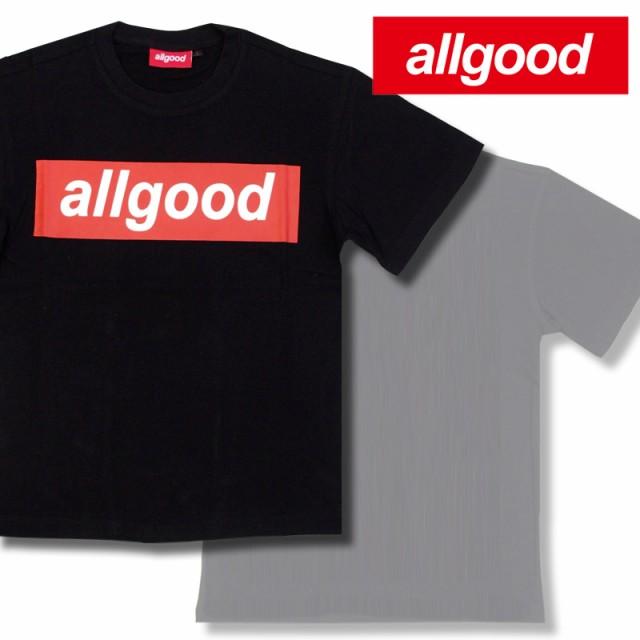 ALL GOOD b系 tシャツ 半袖Tシャツ B系 ストリート系 ヒップホップダンス衣装 SS/WMAN ブラック