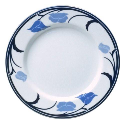 (送料無料)DANSK チボリ サラダプレート ブルー 541030