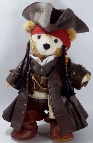 Duffy ダッフィー シェリーメイ 海賊 コスチューム 衣装 コスプレ 服 パイレーツ