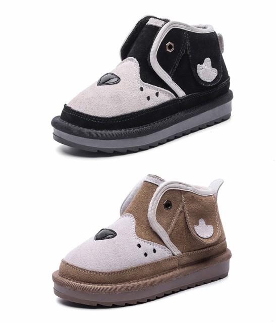 子ども用くつ スリッパ綿靴 脱ぎ履きやす 保暖 防滑 軽量 くつ 柔軟で快適 秋冬かわいい カジュアルくつ 男女兼用