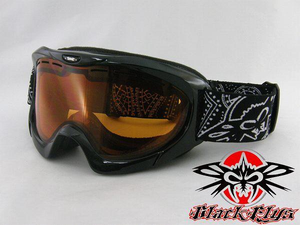 ■新品■ブラックフライChaos MidSnowゴーグル5103-BP15人気2012 スキー スノボNEW MODELスポーツ ウェア ブラック スノーボード2012