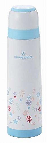 """タマハシ marie claire(マリ・クレール) """"アムール・ド・パリ ステンレスボトル0.5L MC-951"""