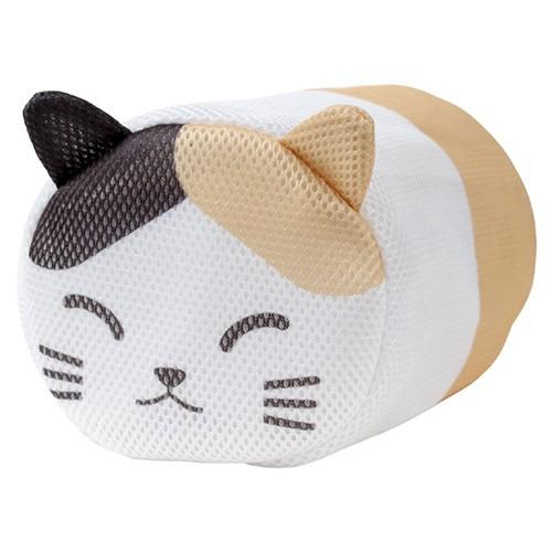 3000円の商品 超かわいい♪ 猫ちゃん 洗濯ネット 動物 アニマル グッズ 洗濯もの入れ ランドリー ポイントで購入できる商品