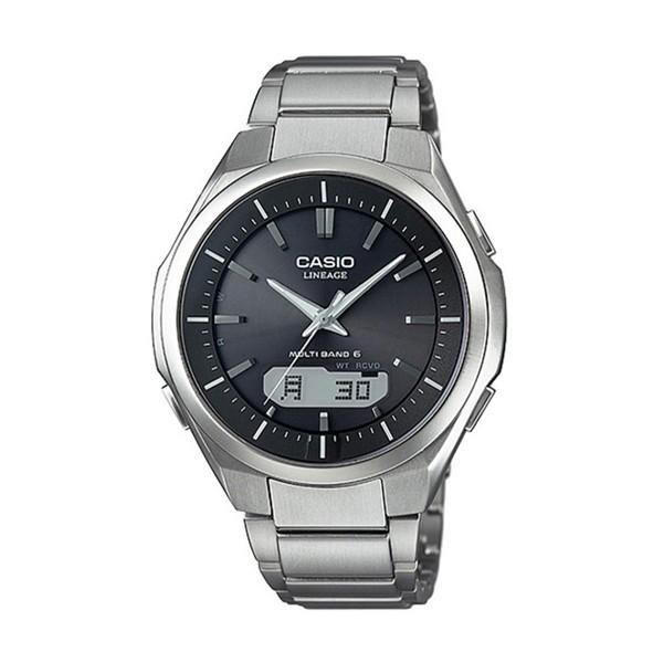 CASIO LCW-M500TD-1AJF ブラック リニエージ [腕時計(ソーラー電波)]