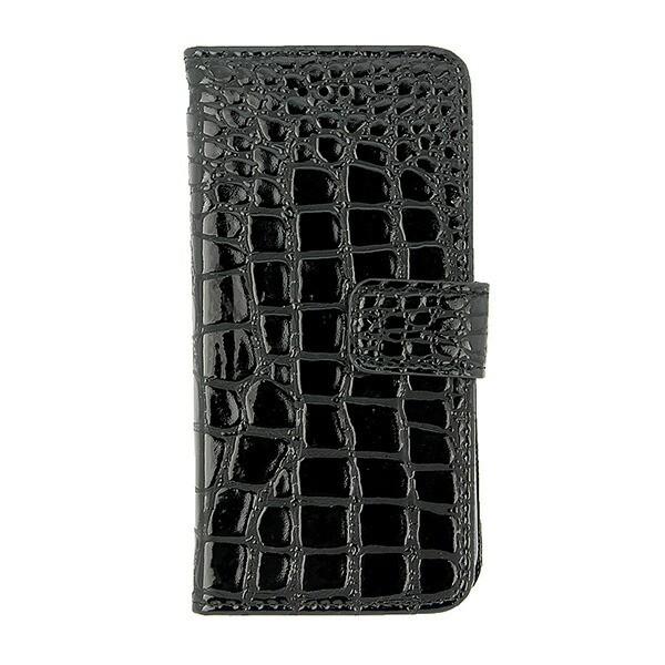 iPhone7 手帳 iphone6 ケース クロコ柄 クロコダイル AL621 カード入れあり スタンドにも 手帳型 フリップ 横開き iphone7 iPhone 7