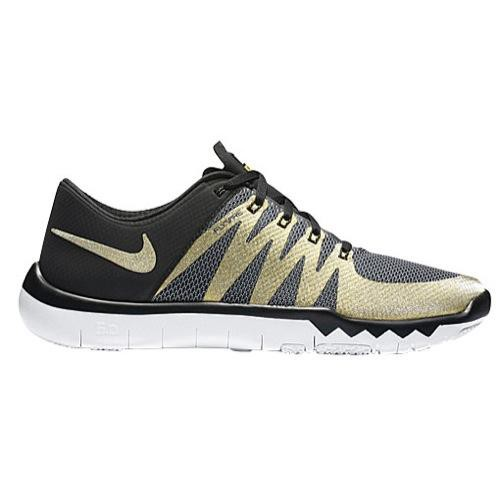(取寄)ナイキ メンズ フリー トレーナー 5.0 V6 Nike Men s Free Trainer 5.0 V6 Gold Black White
