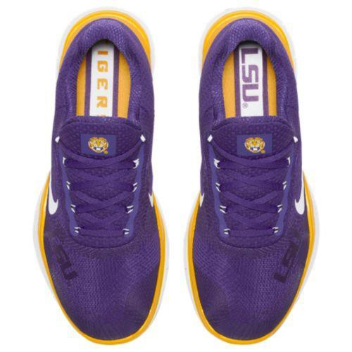 (取寄)ナイキ メンズ フリー トレーナー V7 Nike Men s Free Trainer V7 Court Purple White Gold