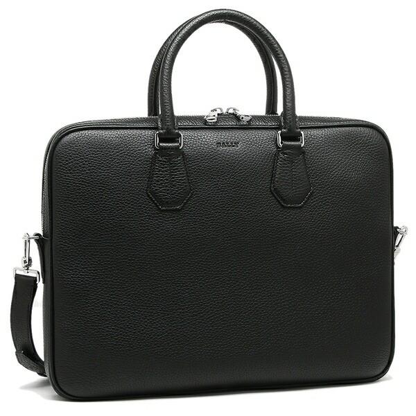 【あす着】バリー メンズ ビジネスバッグ BALLY 6207733 ブラック smbg17
