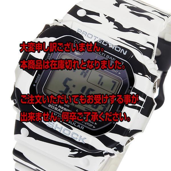 レビューで次回2000円オフ 直送 カシオ Gショック ユニセックス 腕時計 GW-M5610BW-7 ブラック/ホワイト