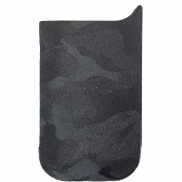 iQOSケース カモフラージュ(ナイロン) ブラック mob IQ-CF-BK