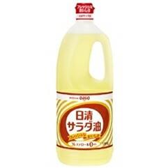 日清オイリオ サラダ油1500g ペットボトル