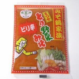 ピリ辛とり野菜みそ12袋セット