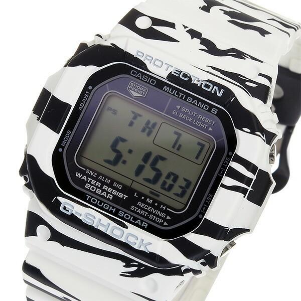 カシオ Gショック ユニセックス 腕時計 GW-M5610BW-7 ブラック/ホワイト【送料無料】【送料無料】