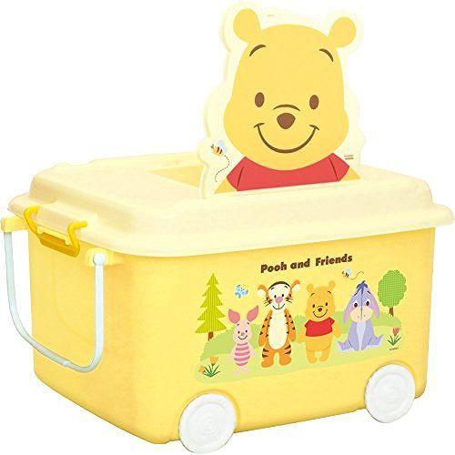 錦化成 くまのプーさん おもちゃ箱