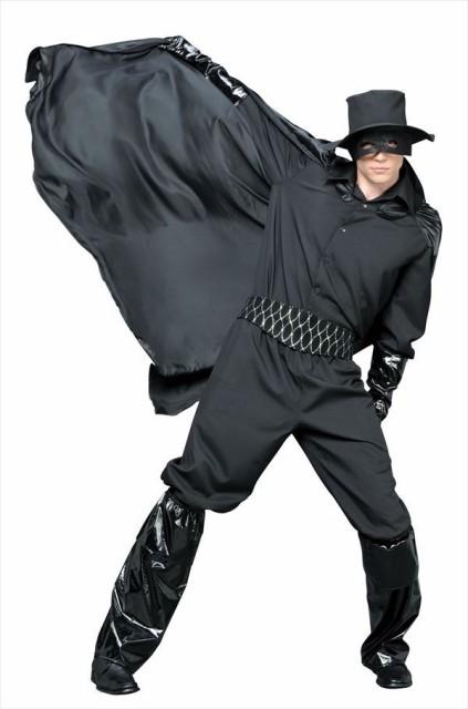 NYW_M0601 ブラックヒーロー コスプレ 衣装 ハロウィン メンズ キャラクター(代引不可)