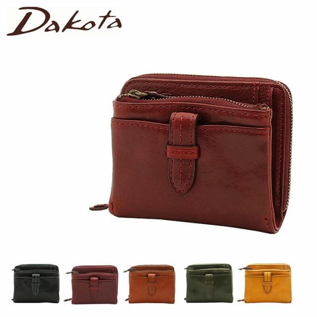 Dakota ダコタ 二つ折り財布 35102 (30102) (31502) 【 クラプトン 】
