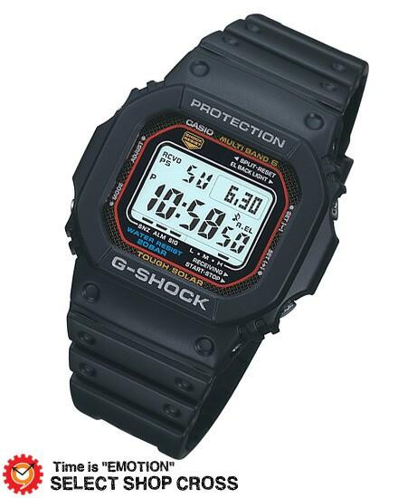 【お取寄せ】 Gショック G-SHOCK CASIO カシオ メンズ 腕時計 電波 ソーラー デジタル gw-m5610-1jf ブラック 国内モデル