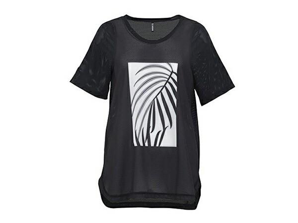 ダンスキン:【レディース】ロングレングス【DANSKIN スポーツ フィットネス 半袖 Tシャツ】