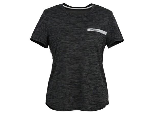 ダンスキン:【レディース】クルーネックT【DANSKIN Tシャツ トレーニング フィットネス】