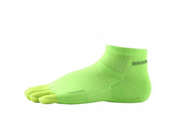 ランニングのマメ予防には靴下選びが重要だった  …