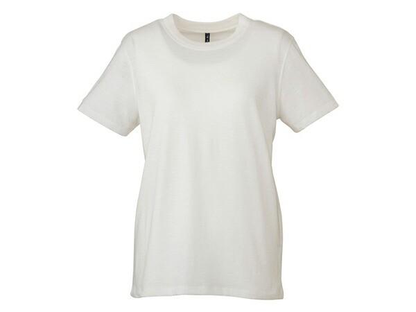 ダンスキン:【レディース】リブクルーT【DANSKIN スポーツ フィットネス 半袖 Tシャツ】