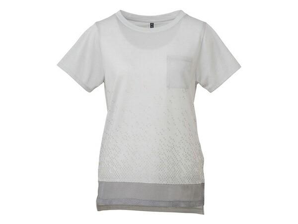 ダンスキン:【レディース】ポケットTシャツ【DANSKIN スポーツ フィットネス 半袖 Tシャツ】